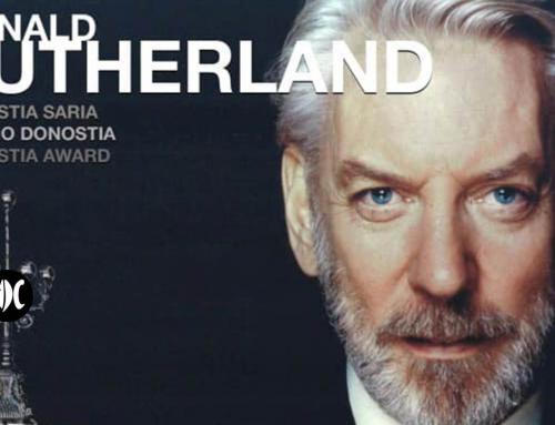 Donald Sutherland, merecidísimo Premio Donostia