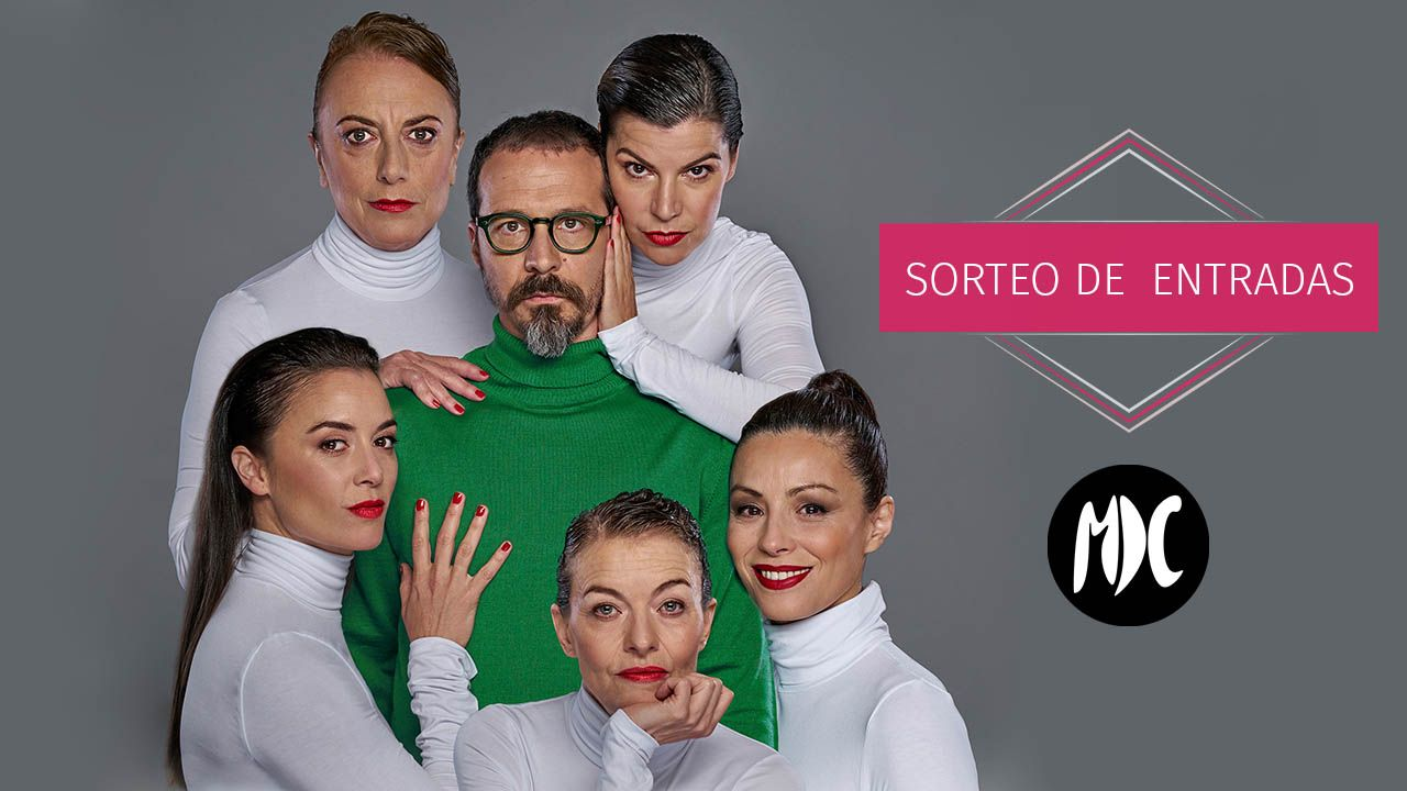 Todas las mujeres, Sorteo de invitaciones: Todas las mujeres en Madrid