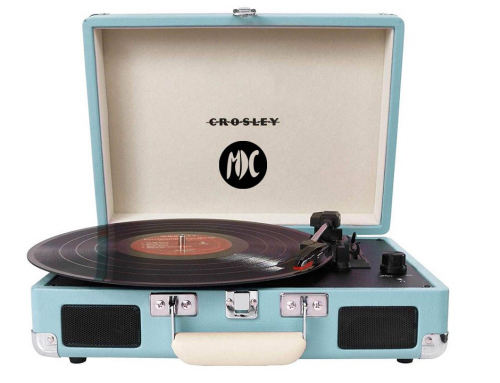 Crosley lanza su nueva gama de tocadiscos con diseños increíbles