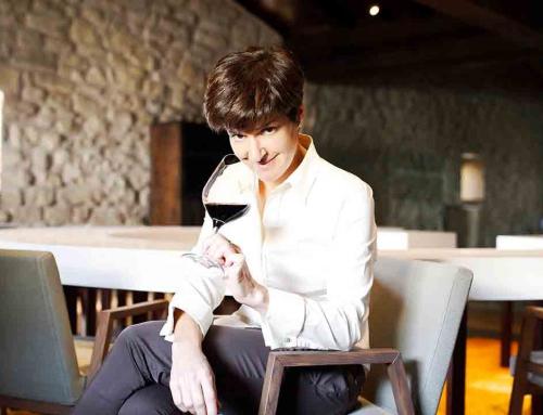 María Vargas: un buen vino siempre debe tener una buena copa