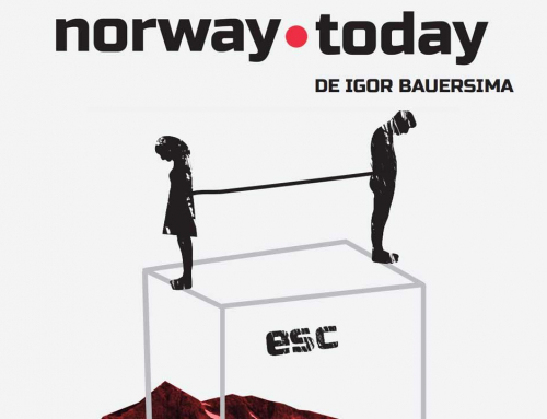 Norway Today. Teatro contra el suicidio