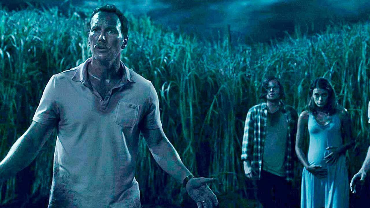 Patrick Wilson, protagonista de En la hierba alta