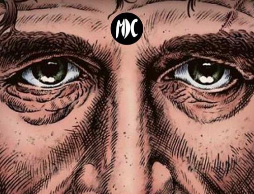 Una Odisea ilustrada por Miguel Brieva