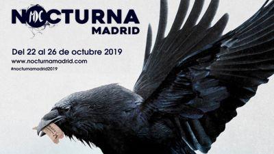 Cartel Nocturna Madrid