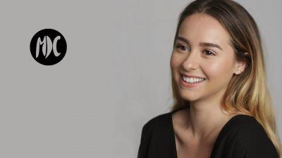 Paula Usero interpreta a Luisita en Amar es para siempre