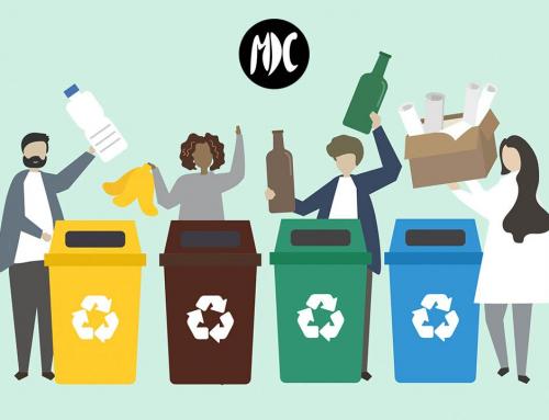 Los colores del reciclaje, ¿qué contenedor es el correcto?