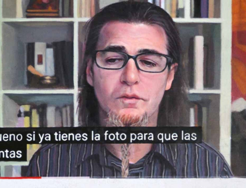 Marta Ruiz Anguera, el hiperrealismo que se esconde tras una conversación de Whatsapp