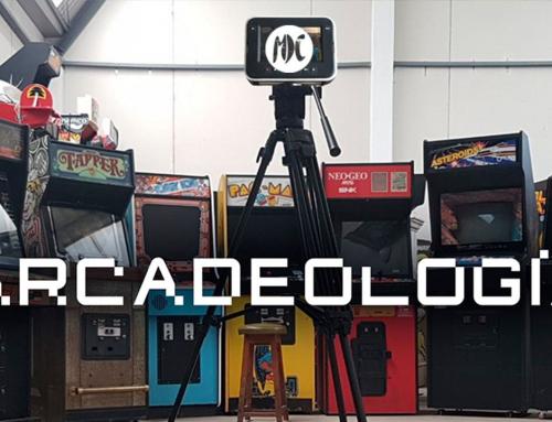 ARCADEOLOGÍA, un documental sobre el legado del videojuego en España