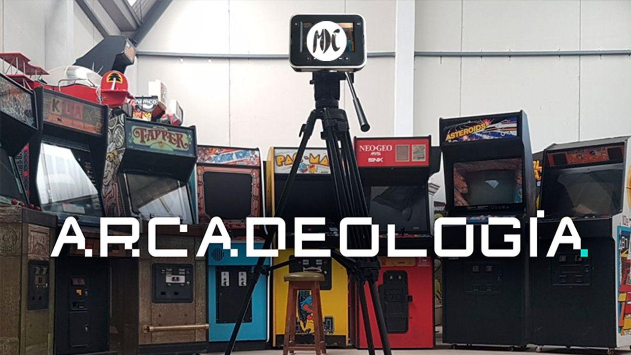 Arcadeología, ARCADEOLOGÍA, un documental sobre el legado del videojuego en España