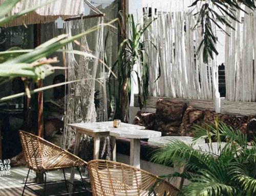Atiko, un Airbnb de terrazas y espacios