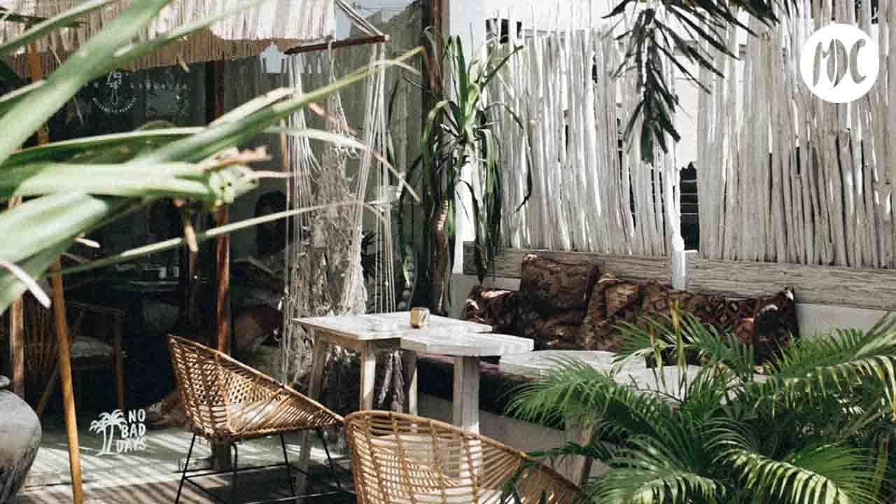 Atiko, Atiko, un Airbnb de terrazas y espacios