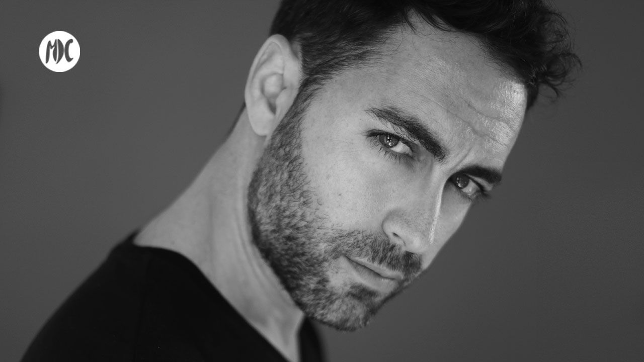 David Tortosa. Fotografía: Miguel Zaragoza.