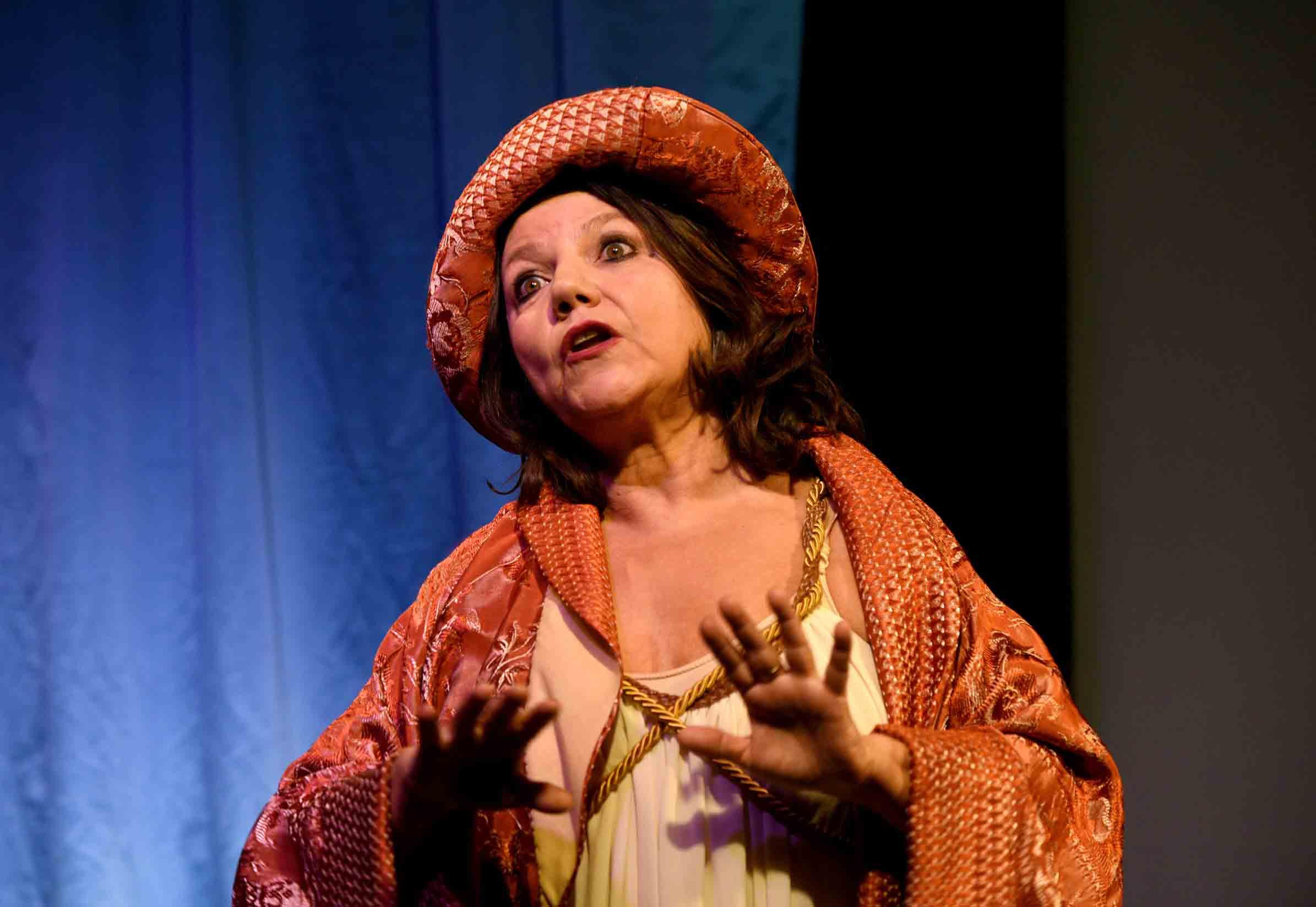 Isadora, Aurora Navarro: «Está hecho con mucho amor por transmitir la libertad de Isadora»