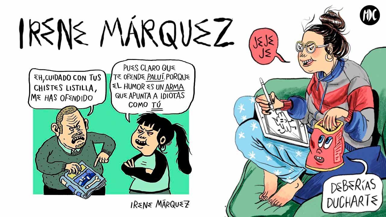 Ilustración de Irene Márquez