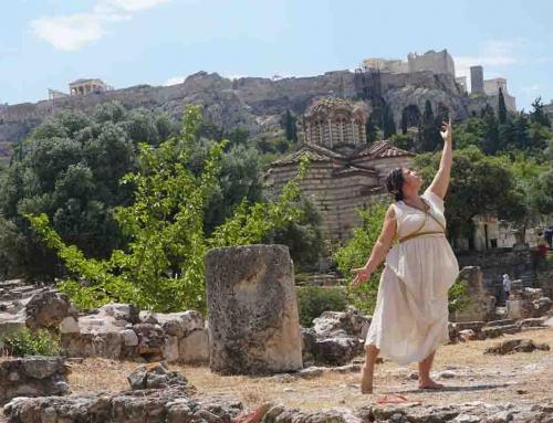 Aurora Navarro: «Está hecho con mucho amor por transmitir la libertad de Isadora»