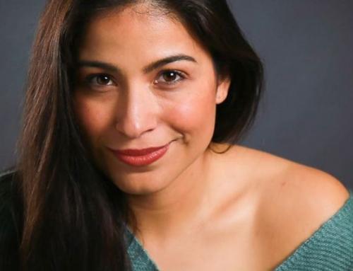 Silvia Sanabria interpreta a Nacha: «No podemos darnos un beso más apasionado por el horario»