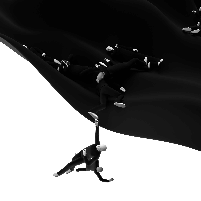 motion graphics, Helmut Breineder, la deformidad de la sociedad a través de los motion graphics