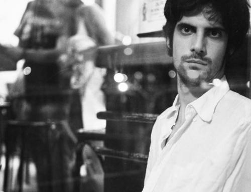 Francesco Carril: «El silencio es un buen aliado para el actor»