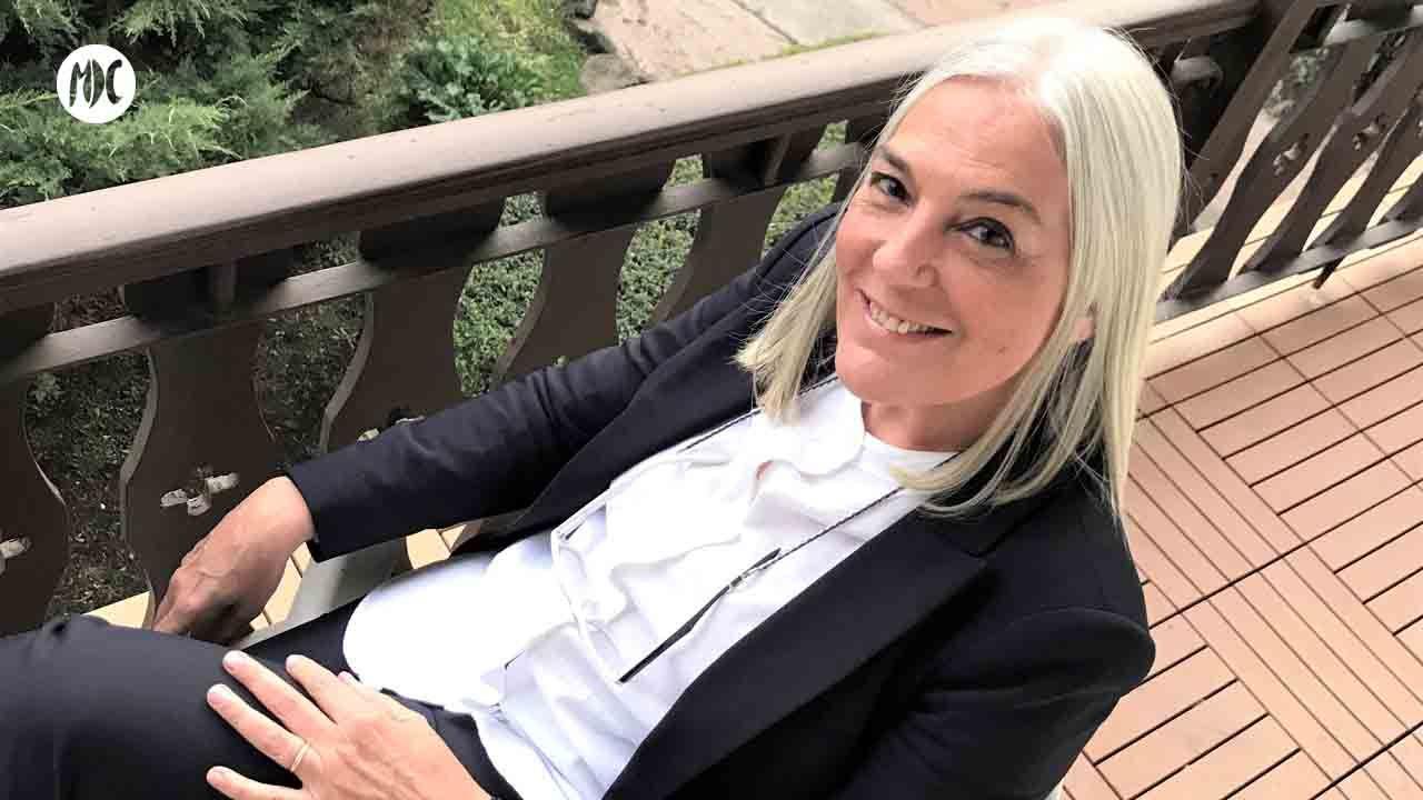 Mercedes Wullich de las Top 100 Mujeres Líderes en España Magdalena Siedlecki