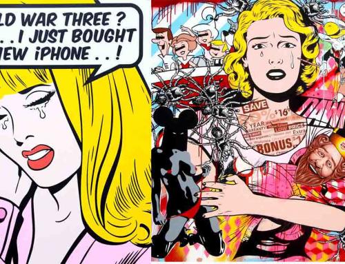 Modelos deformes e iconos pop: el arte del consumismo
