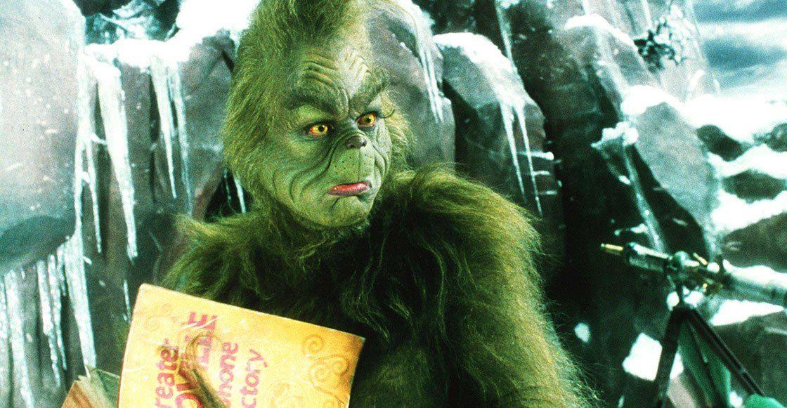 El Grinch en Navidad