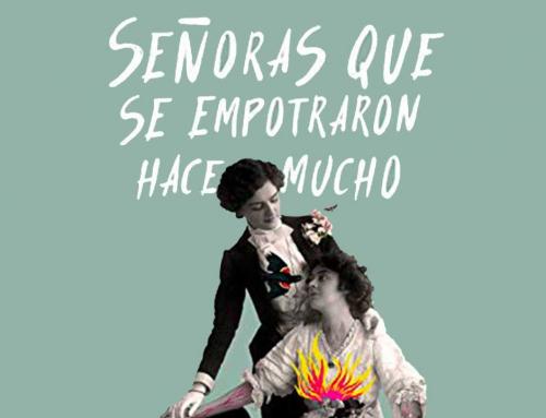 Entrevista a Cristina Domenech, escritora de Señoras que se empotraron hace mucho