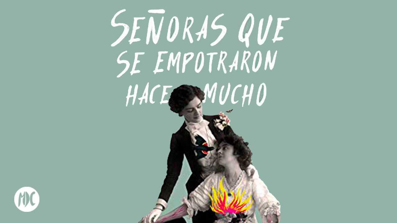 Señoras que se empotraron hace mucho, Entrevista a Cristina Domenech, escritora de Señoras que se empotraron hace mucho