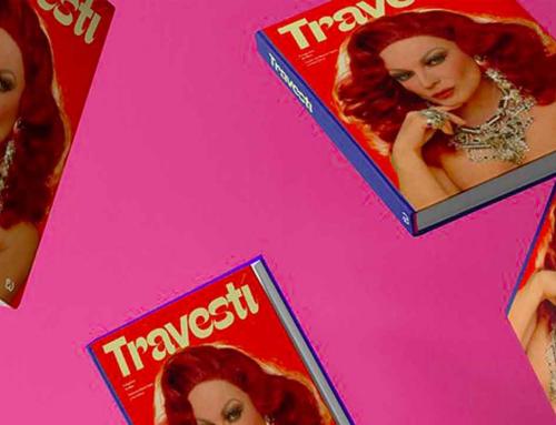 TRAVESTÍ, el libro sobre la escena travesti española que busca financiación
