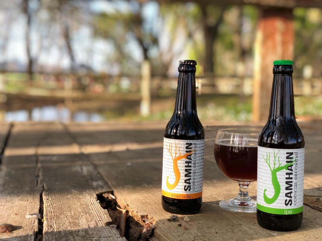 Samhain, Samhain, cerveza artesana y riojana en un mundo de vino