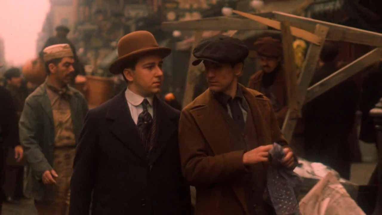 El Padrino II Cine años 20