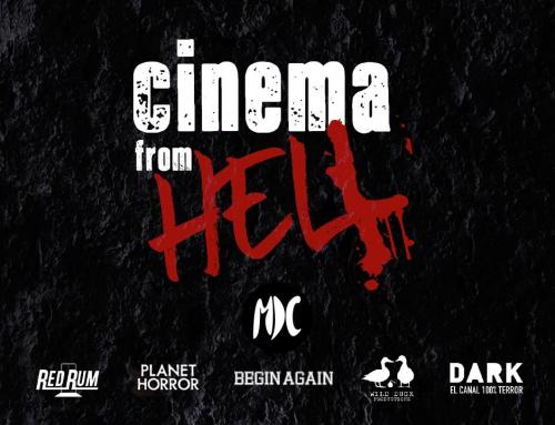 CINEMA FROM HELL, una muestra de cine itinerante con las mejores películas de terror