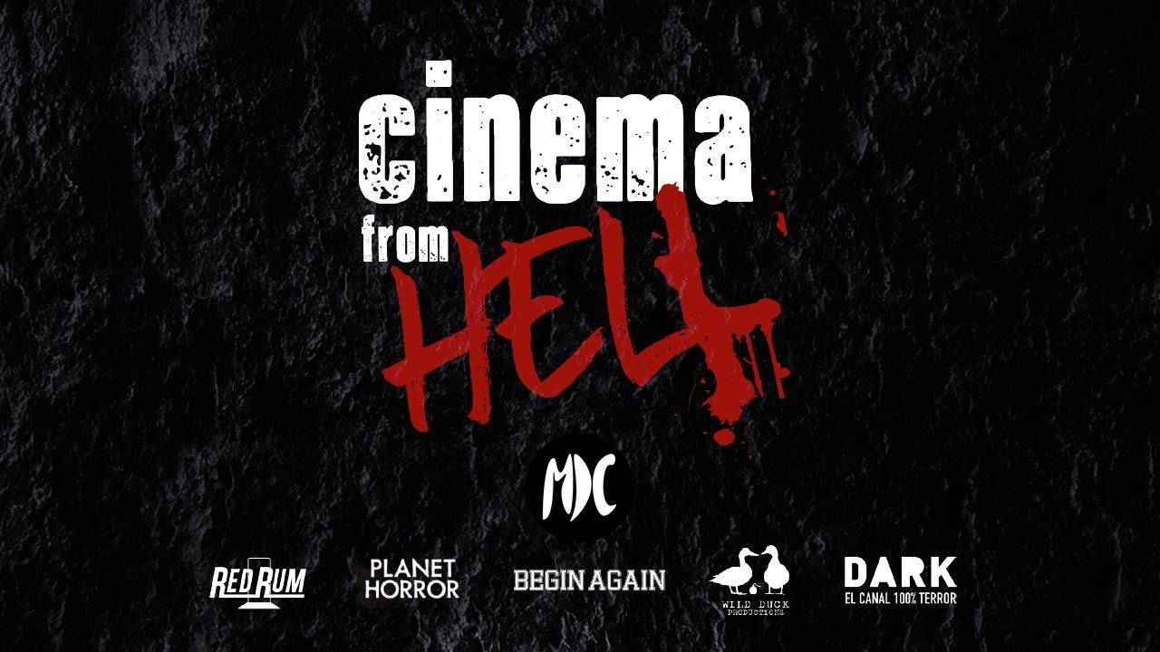 Cinema from hell portada