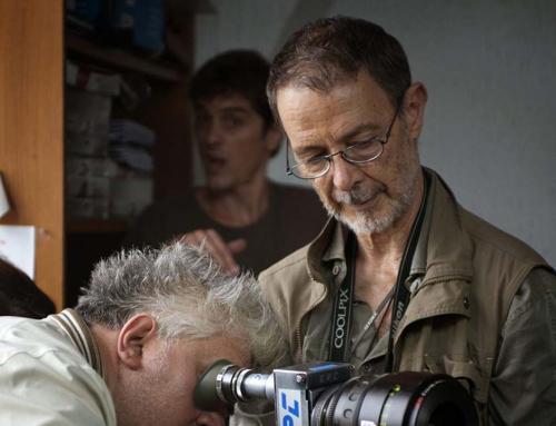 José Luis Alcaine: «el cine ha perdido espectadores porque juega con armas de la televisión»