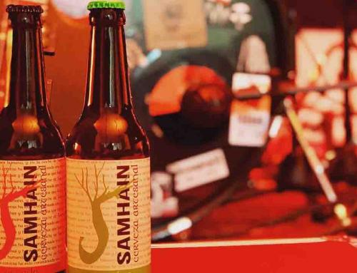 Samhain, cerveza artesana y riojana en un mundo de vino