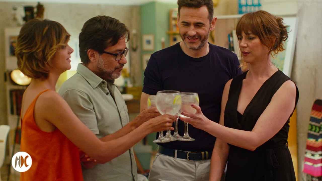 Amor en polvo, Amor en polvo, estreno internacional en el Festival de Cine Cinequest