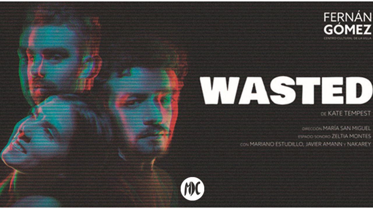wasted, Wasted, la obra de la rapera británica Kate Tempest llega a España