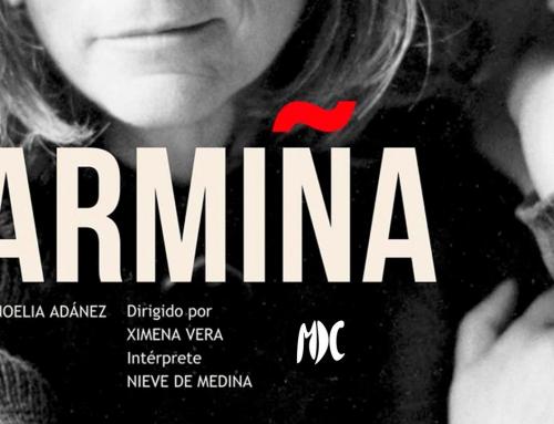 Carmen Martín Gaite se sube al escenario en el Teatro del Barrio