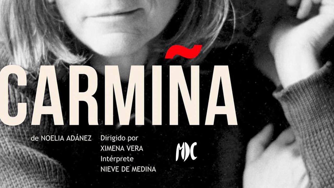 Carmen Martín Gaite, Carmen Martín Gaite se sube al escenario en el Teatro del Barrio