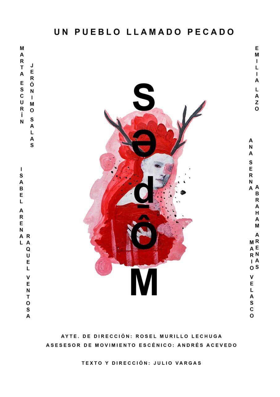 Nave 73, Julio Vargas presenta «Sedom. Un pueblo llamado Pecado» en Nave 73