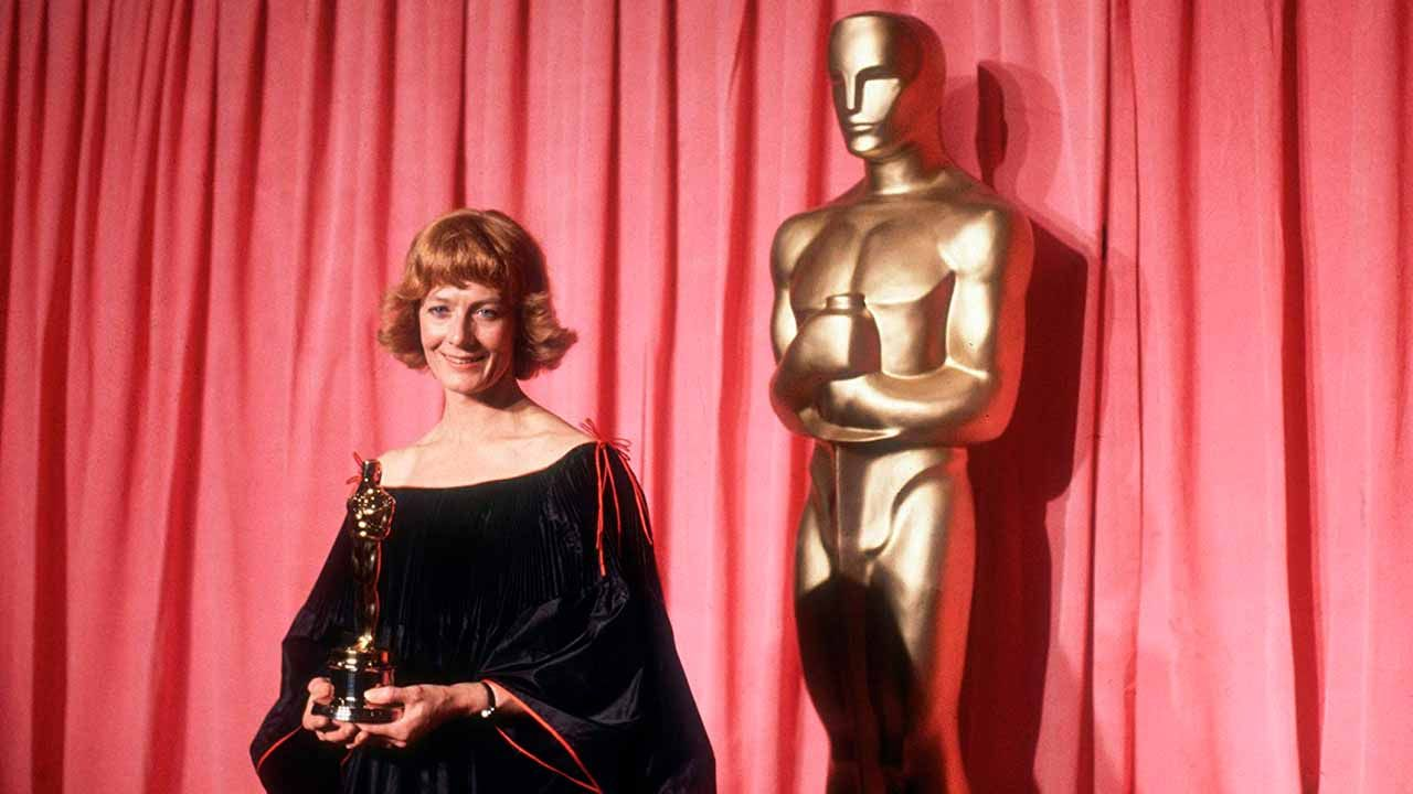 Vanessa Redgrave Oscar
