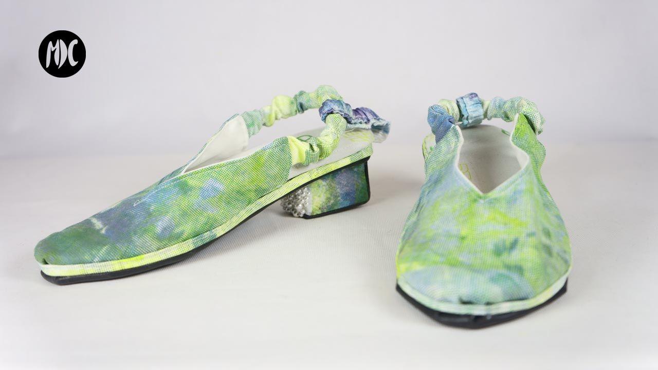 Zapatos diseño de José Gallego
