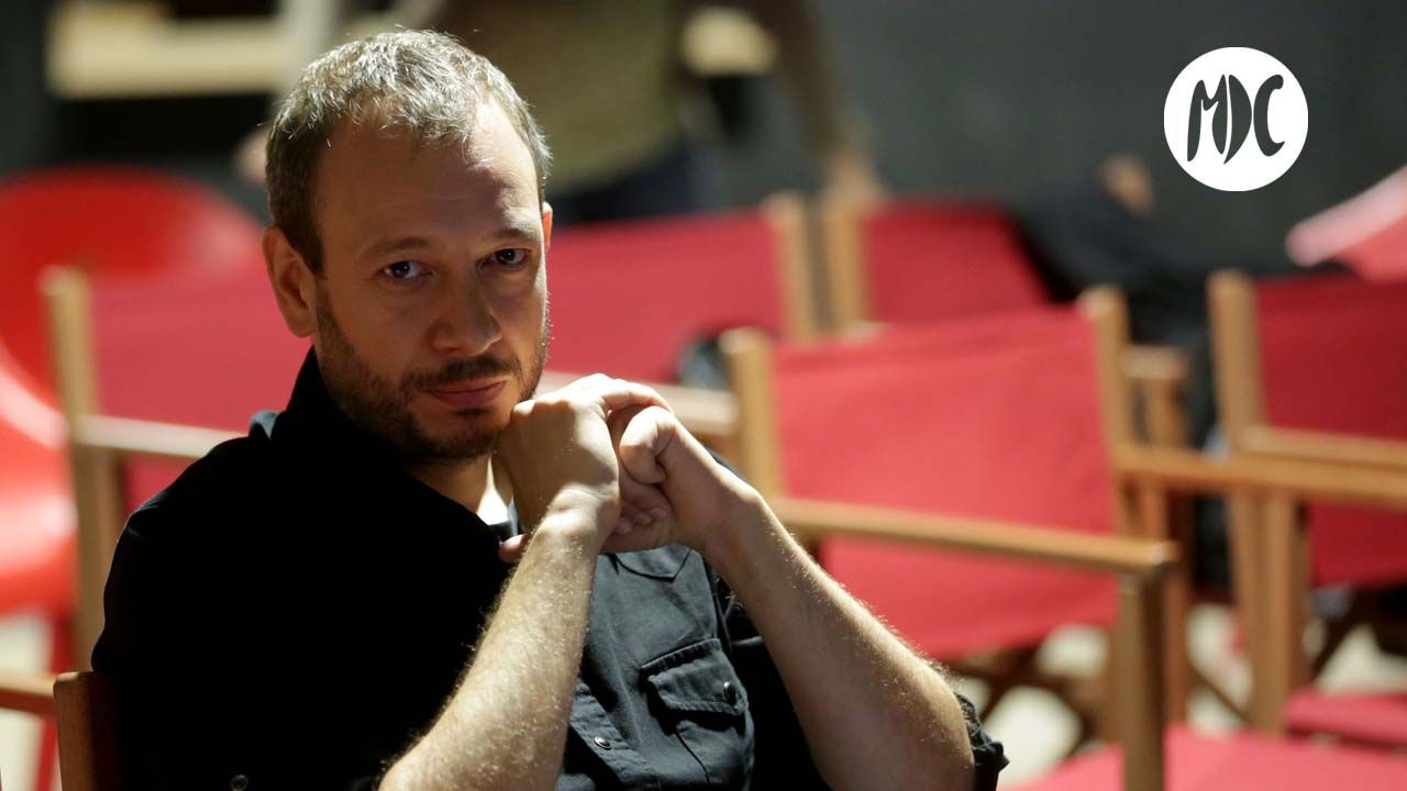 José Luis Montesinos. Director de Cuerdas.