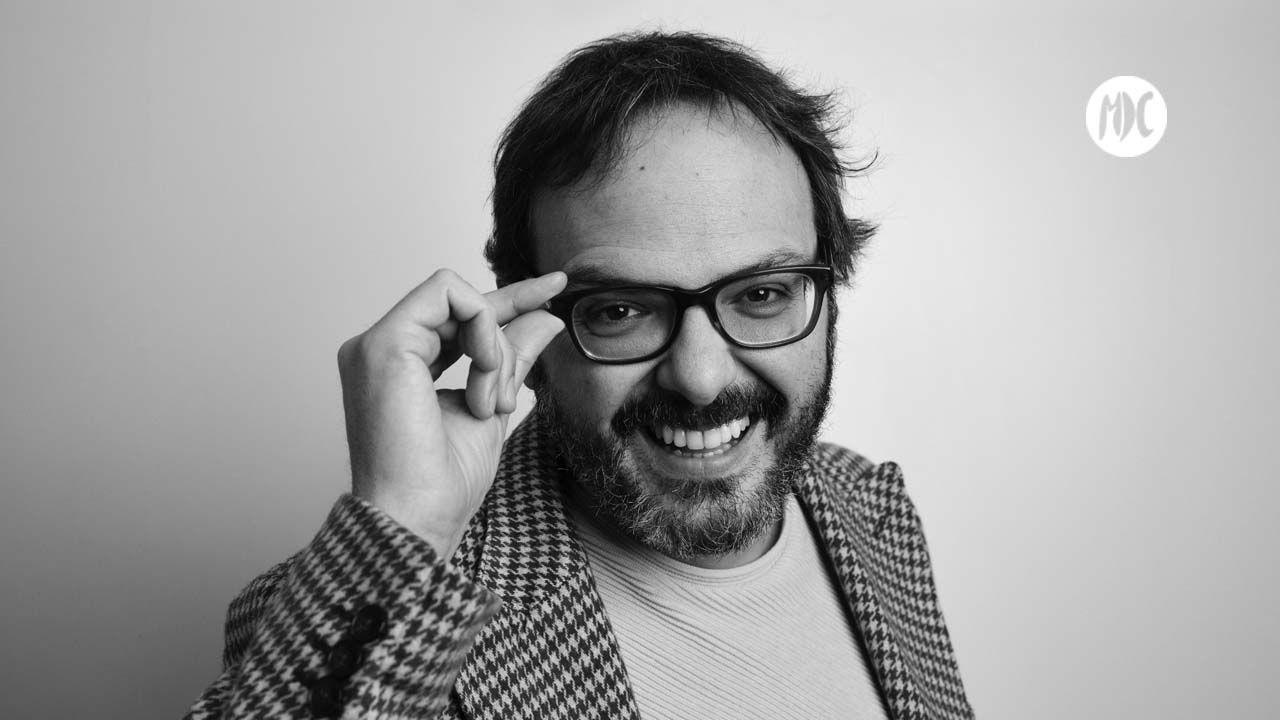 Nico Romero guionista de El Nudo