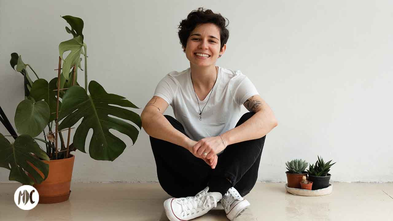 Carmela Caldart, Carmela Caldart: «cualquier detalle puede servir de inspiración»