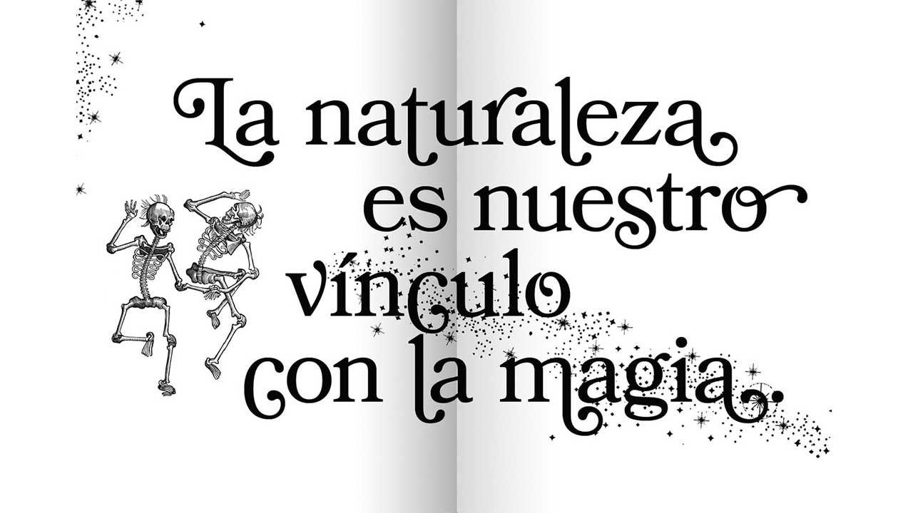 Naturaleza (El libro de la magia blanca)