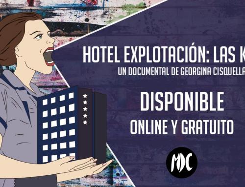 Disfruta online del documental Hotel Explotación: Las Kellys