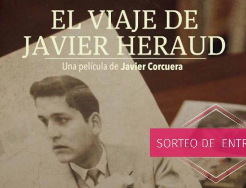 Sorteo invitaciones para EL VIAJE DE JAVIER HERAUD en Madrid