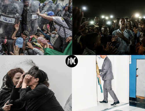 Los grandes olvidados en las nominaciones del World Press Photo
