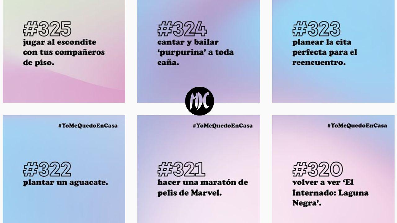 @Yoencasita, Hablamos con los creadores de @Yoencasita, la cuenta de instagram que arrasa esta cuarentena