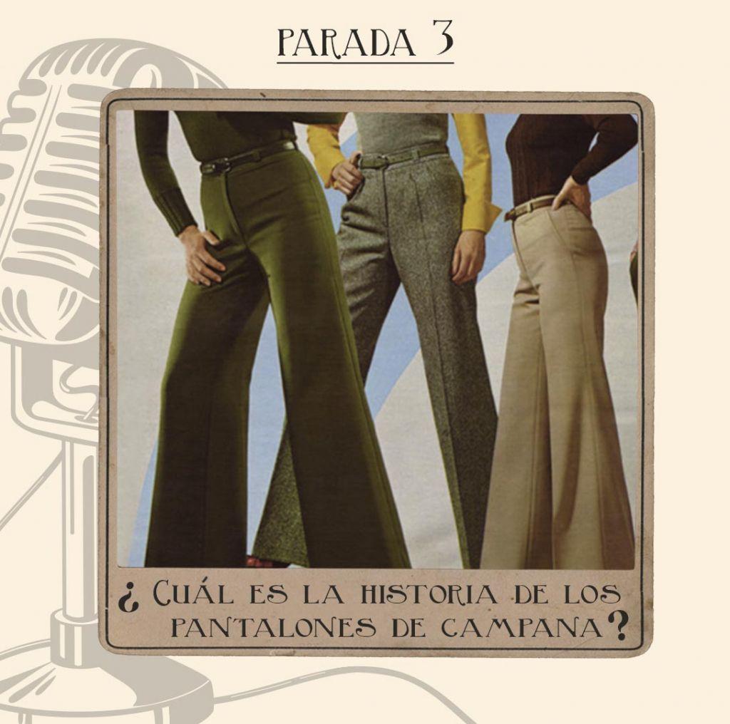 Episodio pantalones de campana La Vida Vintage